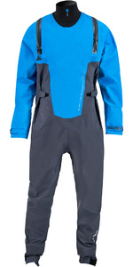 2019 Prolimit Mens Nordic SUP U-Zip Drysuit 90025 - Steel Blue