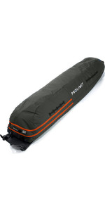 Prolimit Windsurf Sessie Board Bag 238/60 Zwart / Oranje 83140