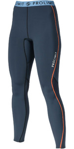 2020 Prolimit Pantaloni Sup In Neoprene Airmax 2mm Donna Ardesia / Arancio 84730