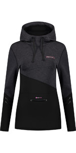 2020 Prolimit Womens Pure Girl Neoprene Hoody 5054 - Black / Pink