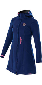 2018 Prolimit Damen Pure Girl Racer Jacke Blau / Pink 05041