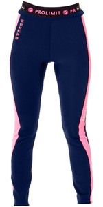 Prolimit Frauen Sup 1mm Neoprenhose Blau / Pink 74750