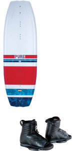 2021 Connelly Pure Wakeboard & Optima Boots Package