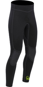 2020 Palm Quantum 3mm Flatlock Wetsuit Trousers Black 12238