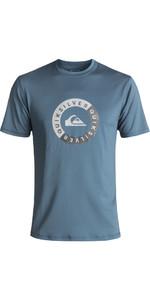 Quiksilver Scrypto Kurzarm Surf T-Shirt UV50 SLATE EQYWR03086
