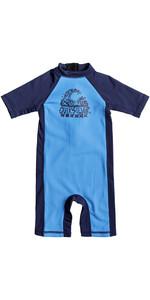 Quiksilver éruption Printemps Thermo Garçon De Costume Bleu Eqkwr03022
