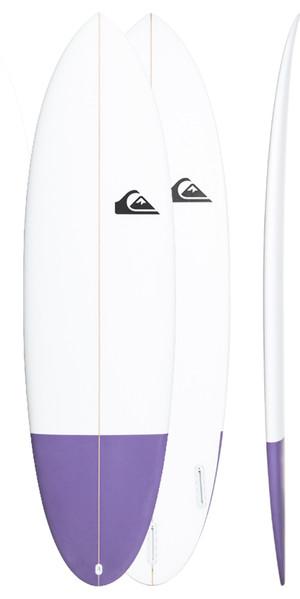 Quiksilver Euroglass Surfbrett Diskus 6'2