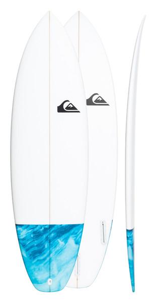 Quiksilver Euroglass Surfbrett Mini Ripper 5'4