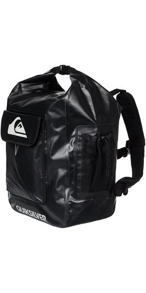Quiksilver Deluxe Wet Dry Tasche / Rucksack Schwarz EGLQSWBBKP