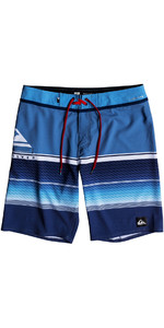 "2018 Quiksilver Highline Slab 20 ""Board Shorts Medieval Blue EQYBS03858"