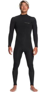 2020 Quiksilver Mens Highline Lite 3/2mm Zipperess Wetsuit EQYW103099 - Black / Gold
