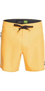"2021 Quiksilver Hombre Surfsilk Kaimana 16 ""board Shorts Eqybs04532 - Orange Pop"
