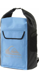 2020 Quiksilver Sea Stash II 35l Drybag Rucksack Eqybp03562 - Blithe