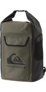 2020 Quiksilver Sea Stash II 35L Drybag Backpack EQYBP03562 - Trèfle à Quatre Feuilles