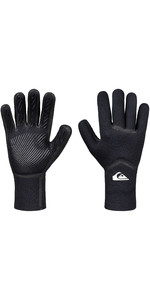 2021 Quiksilver Syncro Plus 3mm LFS Gloves Back EQYHN03128