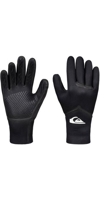 2019 Quiksilver Syncro Plus Junior 2mm LFS Gloves Back EQBHN03028
