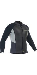 2015 Gul Response Mens Bolero Jacket RE6304 Graphite / Silver