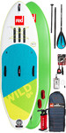 Red Paddle Co Wild 9'6 Opblaasbare Stand Up Paddle Board + Tas, Pomp, Paddle & Riem 2019