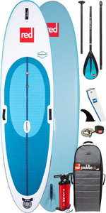 "2020 Red Paddle Co Windsurf 10'7 ""aufblasbares Stand Up Paddle Board - Paddelpaket Aus Aluminium"