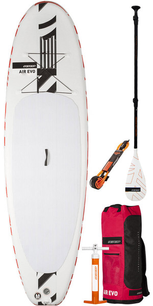 "RRD Air Evo 10'4 x 34 ""x 4,75"" Aufblasbare Stand Up Paddle Board Inc Tasche, Pumpe, Paddel & Leine"