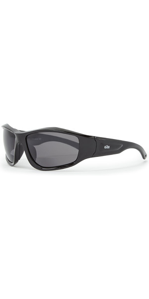 2019 Gill Race Vision Bi-focal Solbriller Sort / Røg RS28