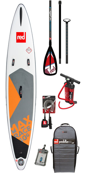 2018 Red Paddle Co Max Race 10'6 x 24