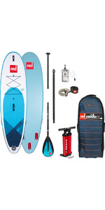 "2020 Red Paddle Co Ride Msl 9'8 "" Stand Up Paddle Board Gonflable - Pour Les Packages"