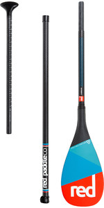 2020 Red Paddle Co Paddel Red Paddle Co Carbon 50 3-teiliges Paddelschloss