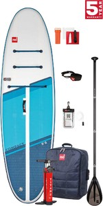 2021 Red Paddle Co Compact 9'6 Stand Up Paddle Board, Bag, Pump, Paddle & Leash
