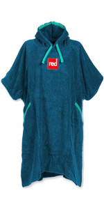 2021 Red Paddle Co Deluxe Frottierwechsel Robe Poncho - Navy
