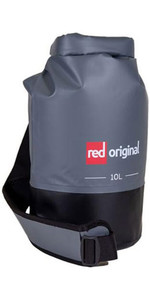 2019 Red Paddle Co Original 10l Bolsa Dry Gris