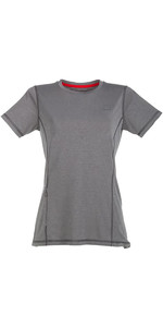 2020 Red Paddle Co Original Das Mulheres Performance T-shirt Cinza