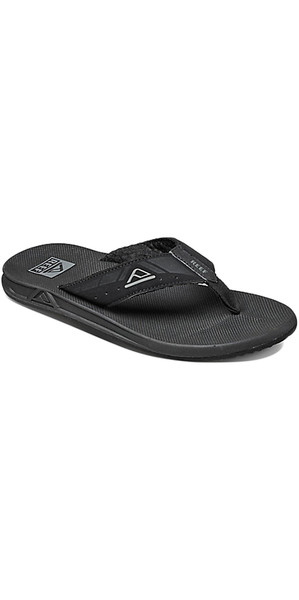 2019 Reef Phantoms Sports Flip Flops BLACK R002046