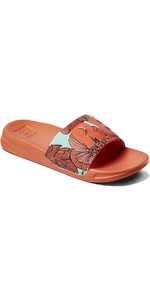 2021 Reef Kids One Sliders Ci3656 - Flor De Coral