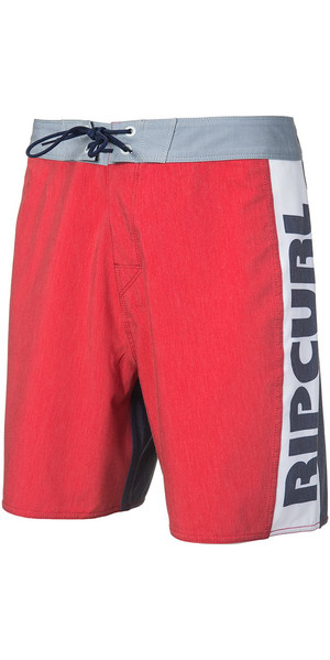 "2018 Rip Curl Mirage Owen Wright Switch 18 ""Boardshorts ROSSO CBONV1"