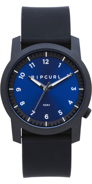 2019 Orologio in silicone Cambridge Rip Curl blu A3088