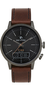 2020 Rip Curl Drake Tide Digitaluhr A1147 - Rotguss