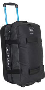 2020 Rip Curl F-Light Transit Wheeled Bag BTRHR1 - Midnight