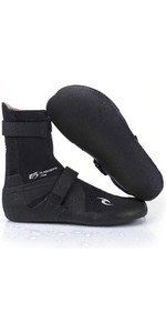 2019 Rip Curl Flashbomb 7mm Rodada Dedo Do Pé Neoprene Boot Wbo7jf