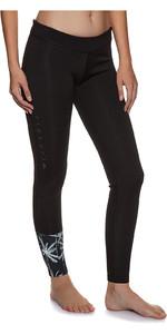 Pantalon long en néoprène SUP pour femmes, 1 mm SUP, 2018 Rip Curl G Bomb NOIR / Gris WPA7BW