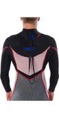 2021 Rip Curl Mens Dawn Patrol Warmth 4/3mm Back Zip Wetsuit WSM9EM - Black