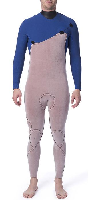 2020 Rip Curl Mens Flashbomb 3/2mm GBS Zip Free Wetsuit Slate WSM9CF