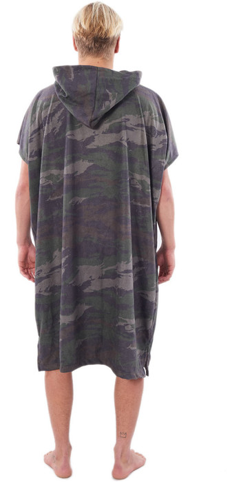 Acquista Poncho Vestaglia Cambio Rip Curl Mix Up Ctwah9 - Verde