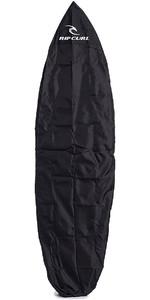 2020 Rip Curl Packable Couvrir Planche De Surf 6'4 Noir Bbbog1-