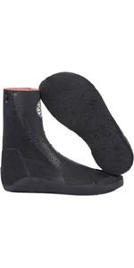 2020 Rip Curl 3mm Plus 3mm Split Toe Stiefel Wboyof - Schwarz