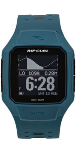 2021 Rip Curl Search GPS Series 2 Smart Surf Montre A1144 - Cobalt