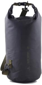 2021 Rip Curl Curl Surf Series 20L Dry Barrel Bag Butss4 - Zwart