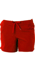 """2021 Rip Curl Curl Classic Surf 5 """"boardshort Voor Dames GBOAW9 - Rood"""