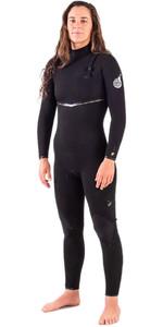 2020 Rip Curl E-bomb 3/2mm Ltd Edition E7 Zip Free Wetsuit Wsmytg - Preto