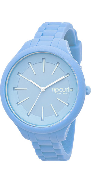 2019 Rip Curl Womens Horizon Silicona Surf Watch Baby Blue A2803G